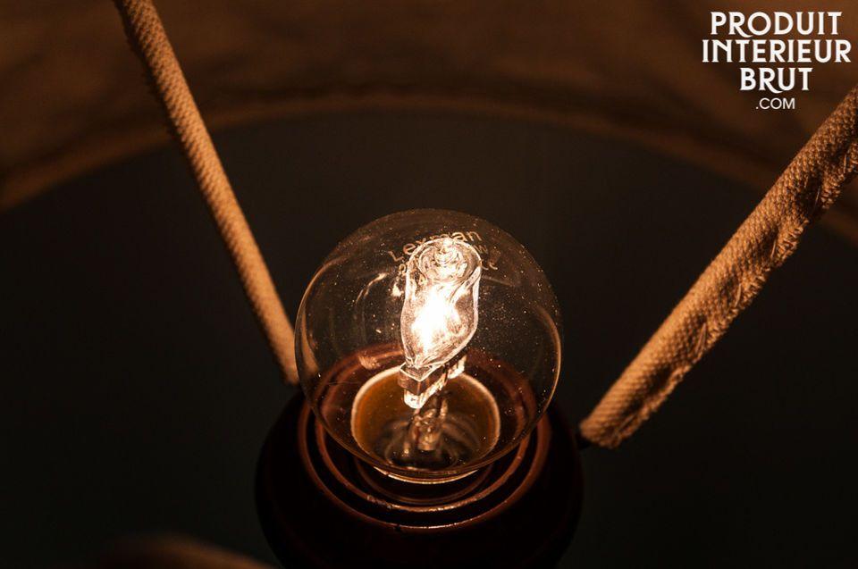 Lumière chaude et longue durée de vie