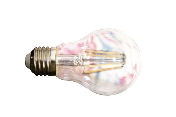 Ampoule Led 6cm façon ancien filament Détouré