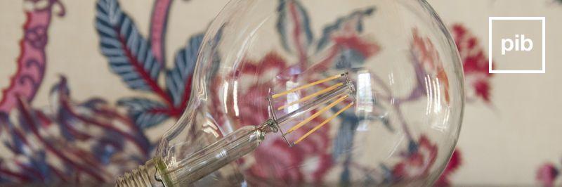 Ampoules industrielles bientôt de retour en collection