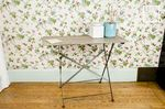 Ancienne collection de console scandinave