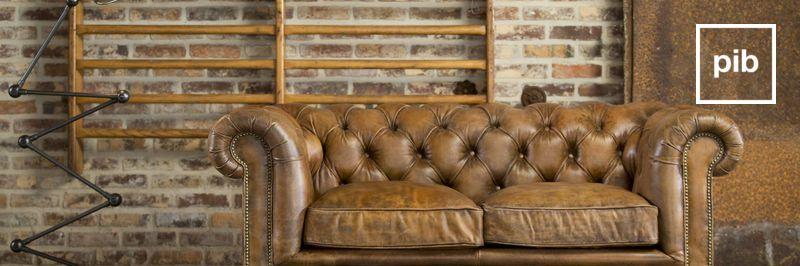 Ancienne collection de fauteuils et chaises industrielles