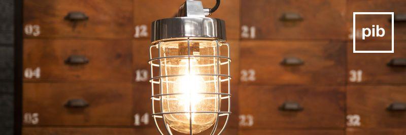 Ancienne collection de luminaires