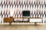 Ancienne collection de meuble tv scandinave