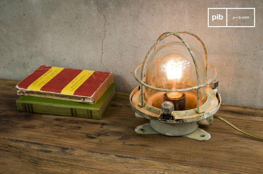 Ancienne Lampe De Paquebot