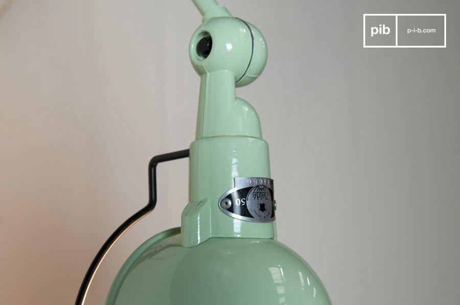 Applique Jieldé Signal Vert D'Eau detail 2