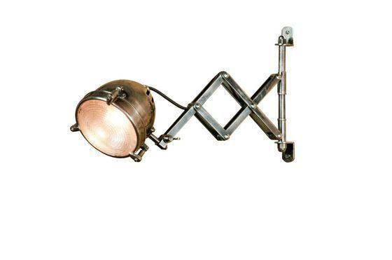Applique phare à crémaillère Détouré