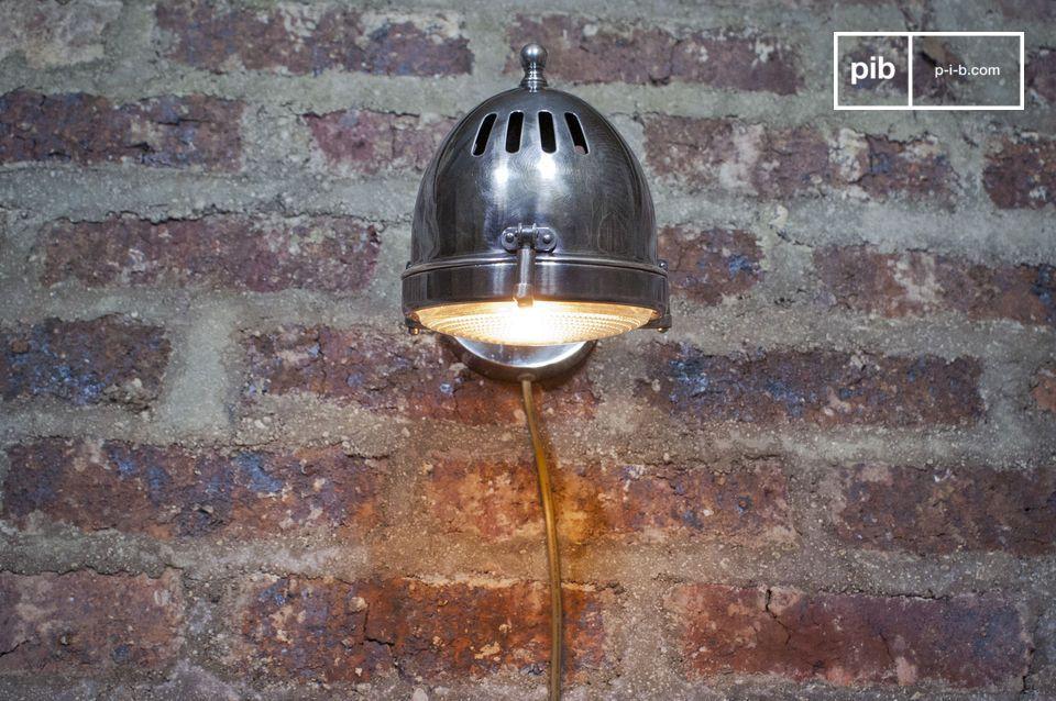 Une lampe originale, à fixer ou à poser