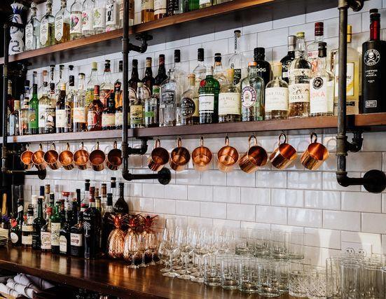 Bar at home