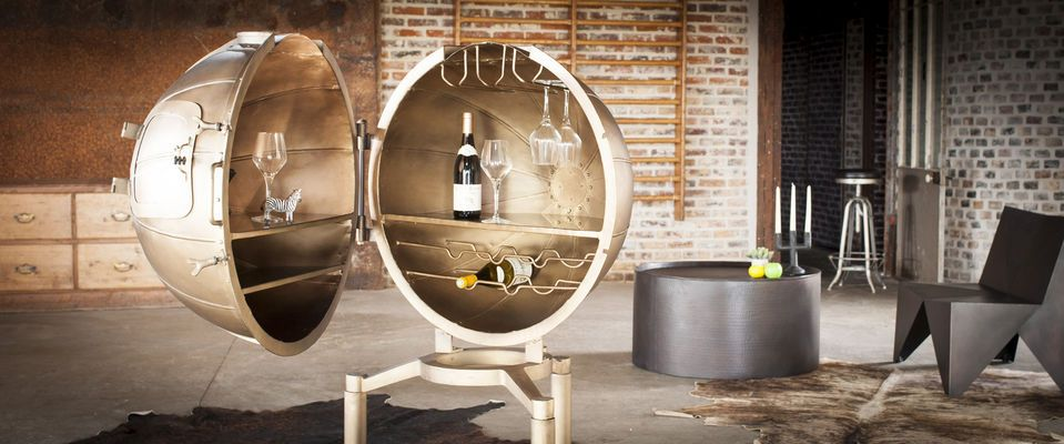 Bar Globe Jules Vernes