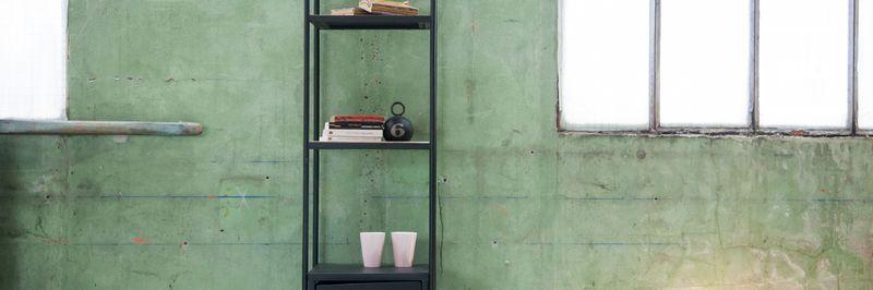Bibliothèque industrielle bientôt de retour en collection
