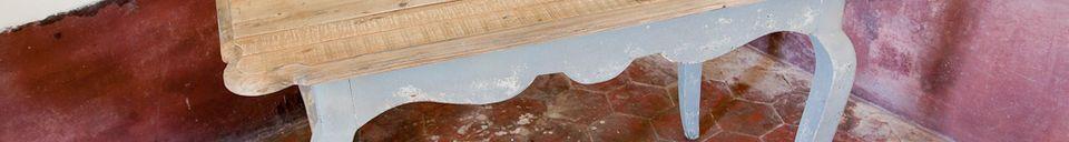 Mise en avant matière Bocal à farine Typhaine