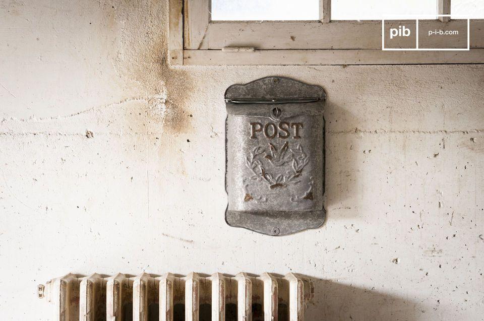 Boite à lettres Post