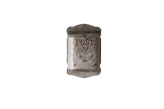 Boite à lettres Post Détouré