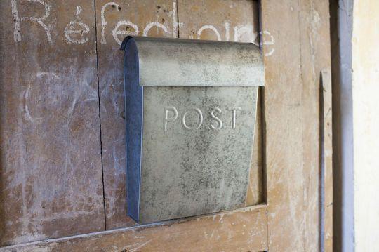 Boîte aux lettres Epistula