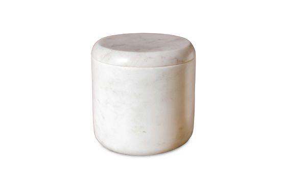 Boite en marbre blanc Wäg Détouré