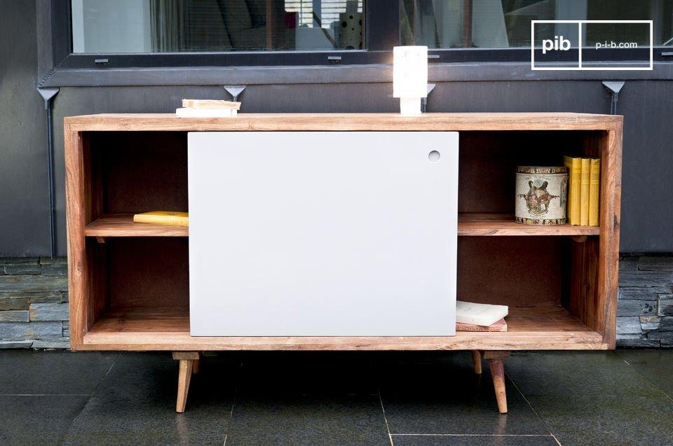 buffet stockholm un meuble de rangement porte pib. Black Bedroom Furniture Sets. Home Design Ideas