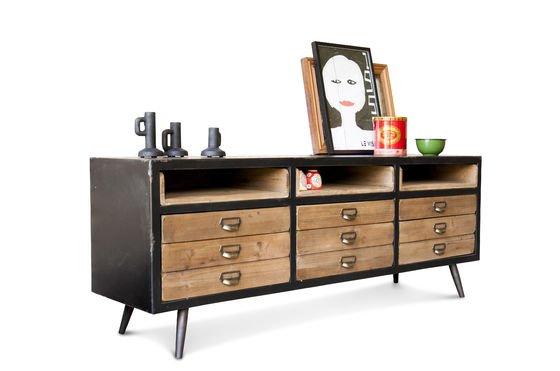 buffet van ness un buffet design et r tro pib. Black Bedroom Furniture Sets. Home Design Ideas