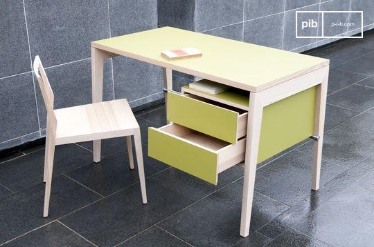 Bureau à tiroirs Nöten