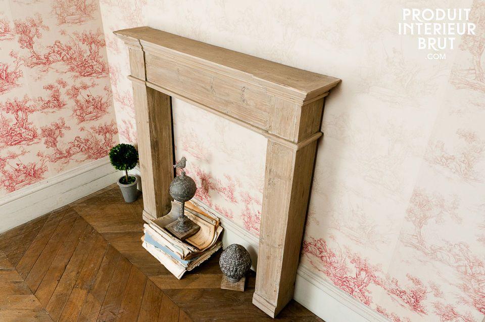 La cheminée décorative peut être une excellente alternative à une console