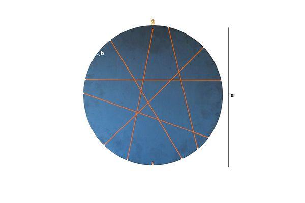 Dimensions du produit Cadre photo mural Eerolinn