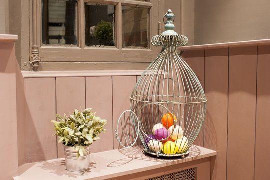 Cage à oiseau Danselle