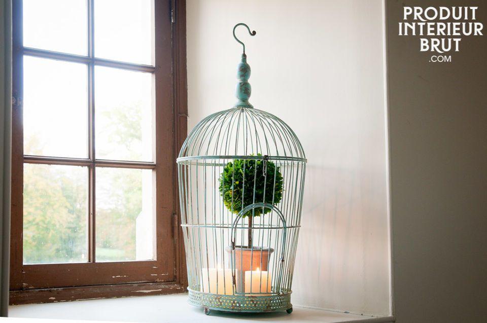 Cage à oiseaux Deselle