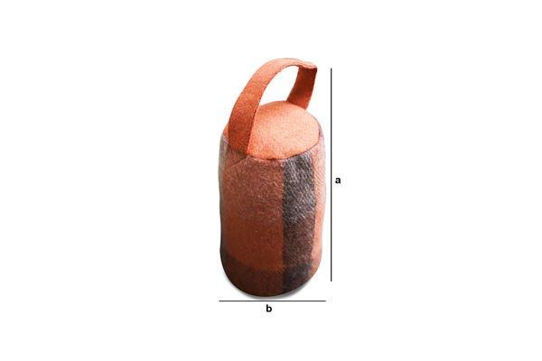 Dimensions du produit Cale Porte Duna