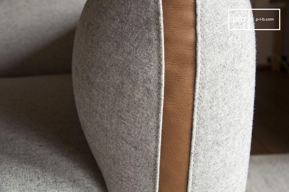 Rembourrage en mousses polyester de 25 et 50 kilos par m3, plus fibre de polyester