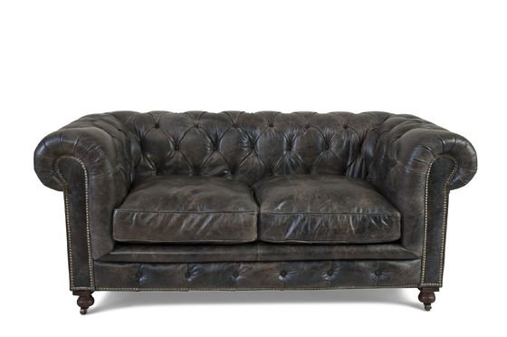 Canapé chesterfield Saint James Détouré