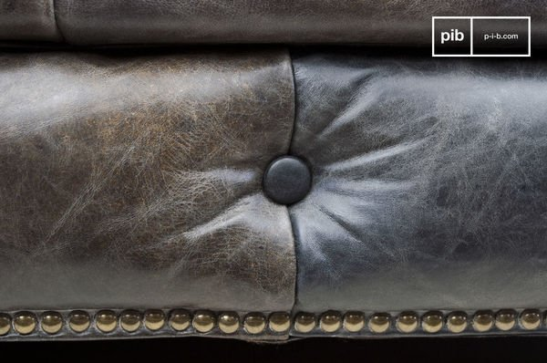 Canapé Chesterfield Saint James