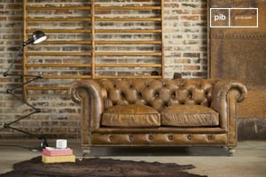 Canapé Chesterfield Saint Paul