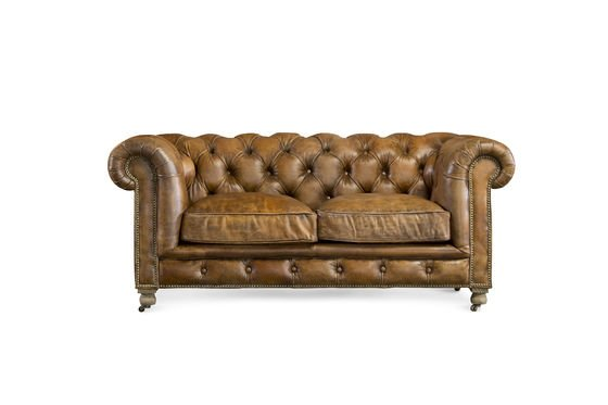 Canapé Chesterfield Saint Paul Détouré