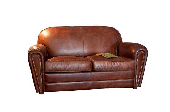 canap cuir de style canap club pour un style vintage r ussi pib. Black Bedroom Furniture Sets. Home Design Ideas