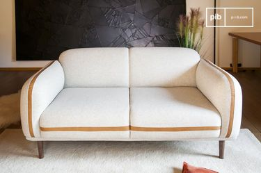 Canapé en laine Britta