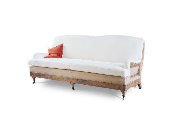 Canapé en tissu Gustave Détouré