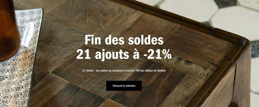 fin des soldes ce soir minuit. Black Bedroom Furniture Sets. Home Design Ideas