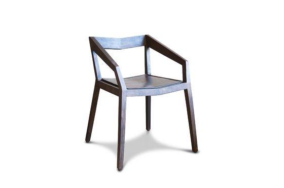 Chaise à accoudoirs Balkis Détouré