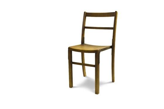 Chaise de bistrot Abbesses Détouré