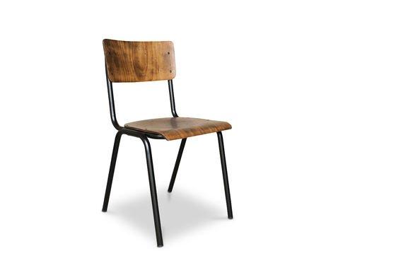 Chaise de style vintage Doinel Détouré
