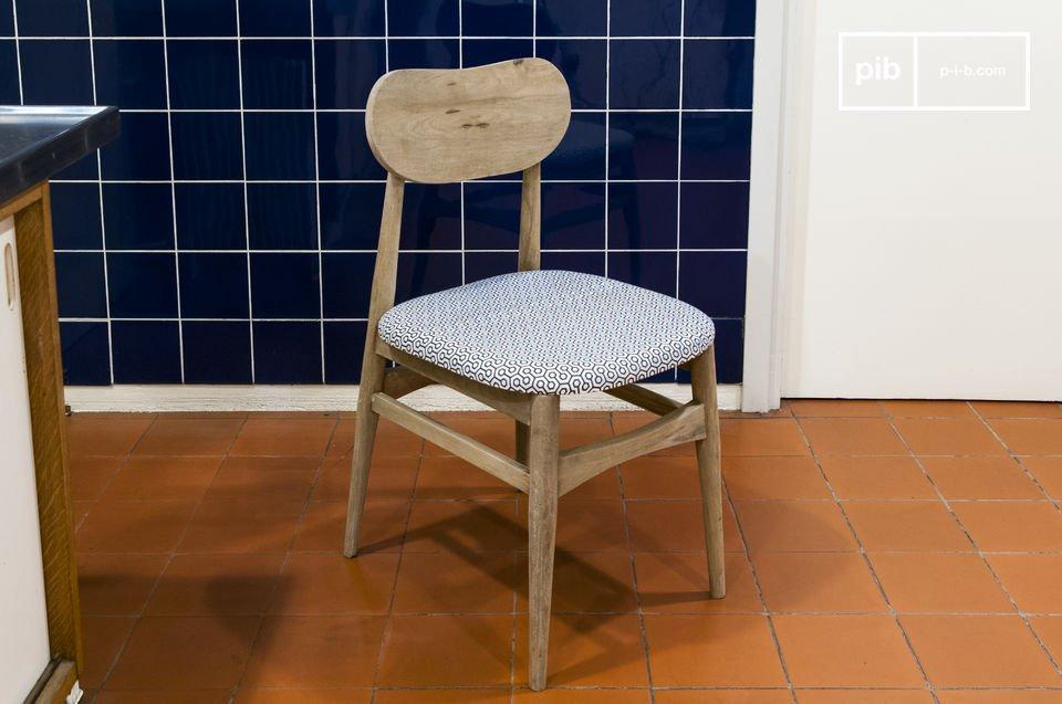 La chaise Jotün est facile à intégrer