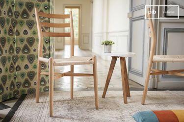 Chaise en bois Ystad