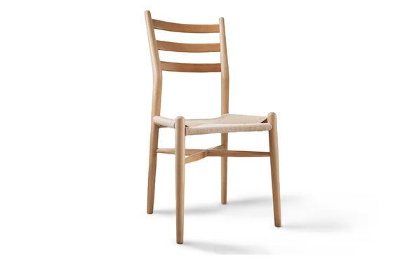Chaise en bois Ystad Détouré