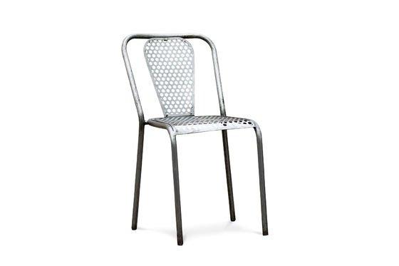 Chaise metal Butte aux cailles Détouré