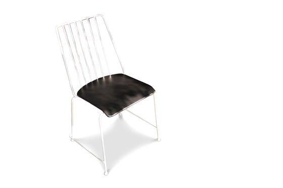 Chaise métal Hossegor Détouré
