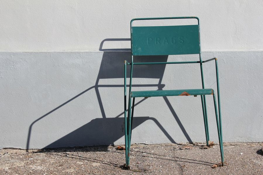 chaise métal pour terrasse
