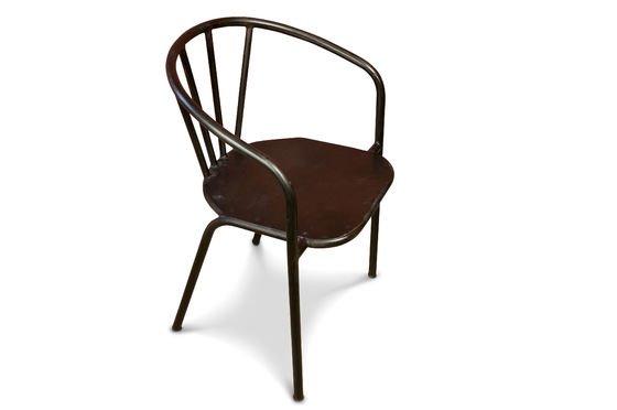 Chaise métallique Brienon Détouré