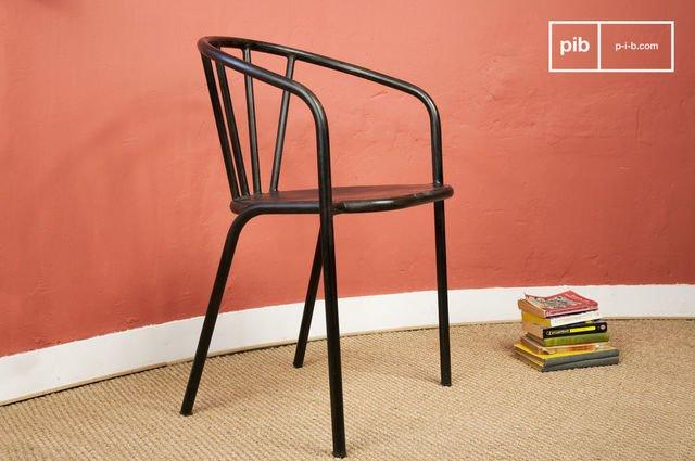 chaise métallique Brienon