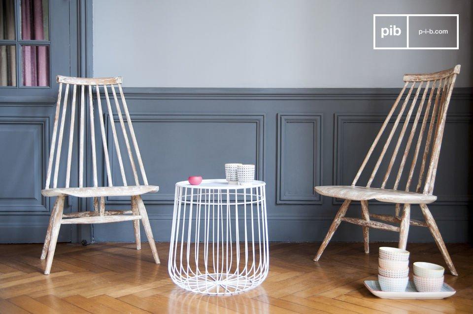 La chaise moderne Nordic Clouds impressionne tant par sa forme sans pareille que par l\'originalité