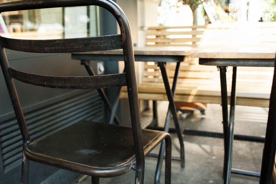 les chaises Panifica vue 2