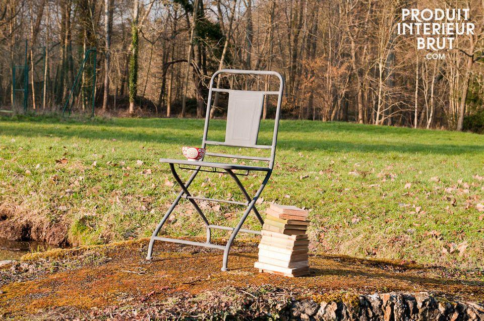 Une chaise pliante pour toutes les pièces